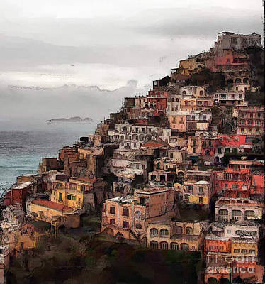 Photograph - Amalfi Coast by Tom Griffithe