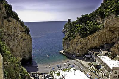 Photograph - Amalfi Coast by Walt  Baker