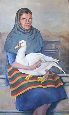 Painting - Amalia by Irene Corey