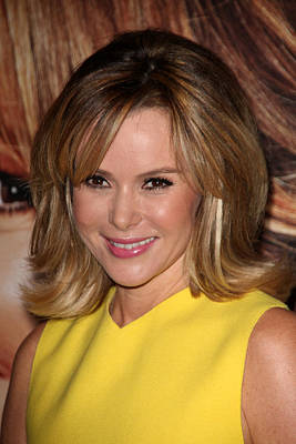 Photograph - Amanda Holden 5 by Jez C Self