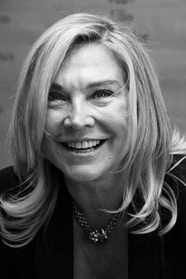 Photograph - Amanda Redman 1 by Jez C Self