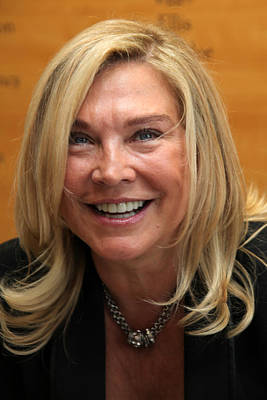 Photograph - Amanda Redman 2 by Jez C Self