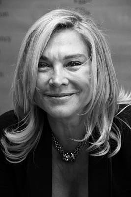 Photograph - Amanda Redman 3 by Jez C Self