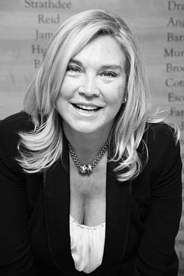 Photograph - Amanda Redman 4 by Jez C Self
