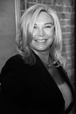 Photograph - Amanda Redman 8 by Jez C Self