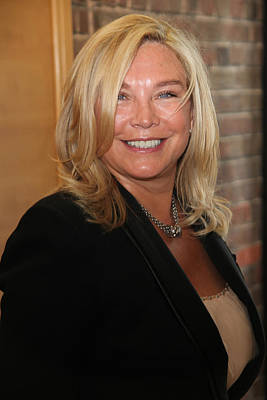 Photograph - Amanda Redman 9 by Jez C Self