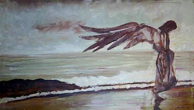 Painting - Amaranth by Jarmo Korhonen aka Jarko