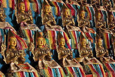 Photograph - Amarbayasgalant Monastery by Colin Monteath