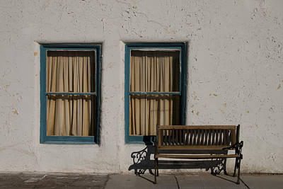 Photograph - Amargosa Opera House Death Valley Img 0017 by Greg Kluempers