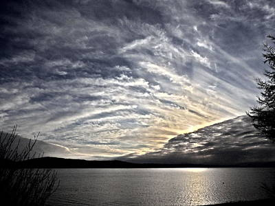 Photograph - Amazing Clouds by Karen Horn