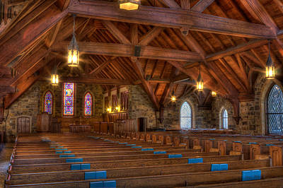 Berry College Photograph - Amazing Grace by Gerald Adams