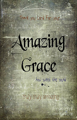 Photograph - Amazing Grace by Jill Battaglia