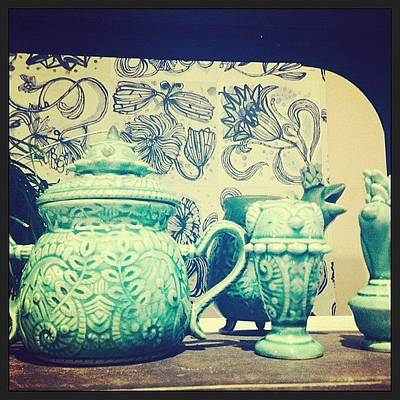 Ceramics Photograph - Amazing #homeware At Today's by Xenia Xenophontos
