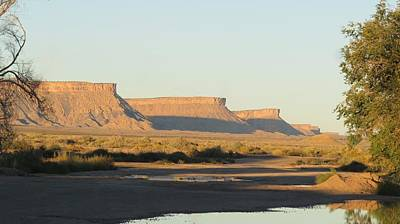 Photograph - Amazing Mesa's by Diane Mitchell