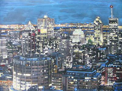 Amazing Montreal Art Print