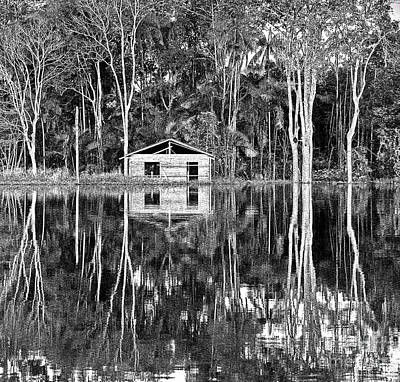 Photograph - Amazon Reflections by Nareeta Martin