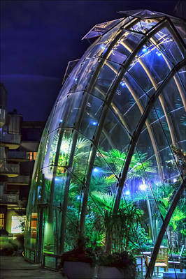 Malmo Photograph - Ambient Greenhouse by EXparte SE