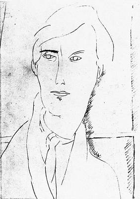 Amedeo Modigliani (1884-1920) Art Print