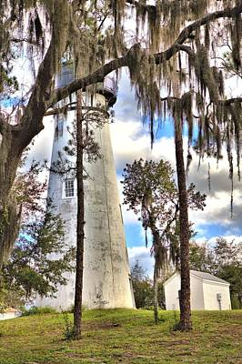 Photograph - Amelia Island Light Station by Gordon Elwell