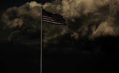 Art Print featuring the photograph America....... by Jessica Shelton