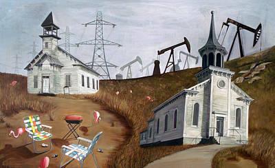 America Original by Sanders Watson