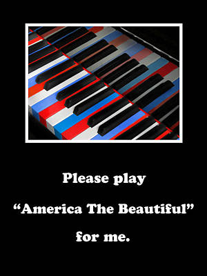 Photograph - America The Beautiful by David and Carol Kelly