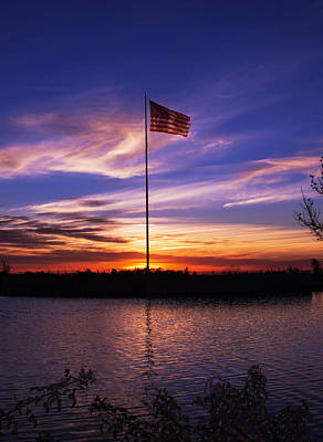 Jimerson Photograph - America The Beautiful by Wes Jimerson