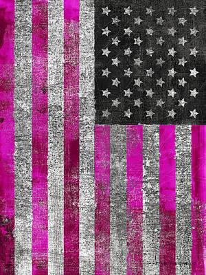 Socialism Mixed Media - America The Fetish 01 by Michael Mathews