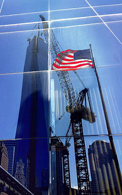 America Under Construction Original by Li   van Saathoff
