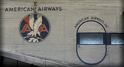 Photograph - American Airways Tri Motor by Bradley Clay