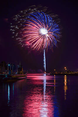 Photograph - American Celebration by Bill Pevlor