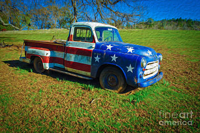 Photograph - American Classic by Dan Julien