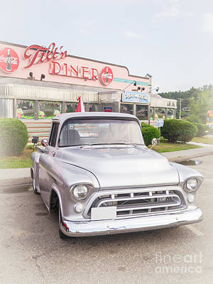 Diner Photograph - American Classics by Edward Fielding