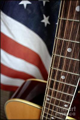 Photograph - American Country Music by Ella Kaye Dickey