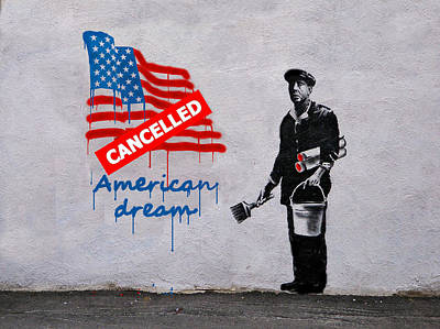 American Dream Art Print