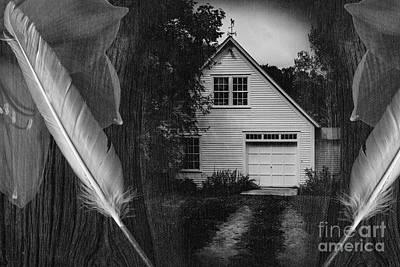 Photograph - American Dream II by Edward Fielding