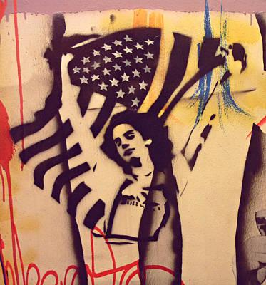 Lana Del Rey Photograph - American Dream by Mils Gan