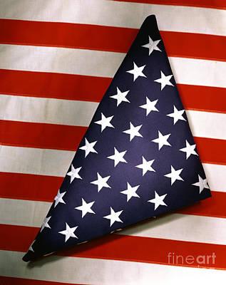 Photograph - American Flag by Joseph Sohm, ChromoSohm Media Inc.