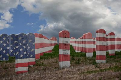 American Heroes Art Print
