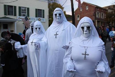 Crusifix Photograph - American Horror by Jeannette Cruz