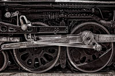 Photograph - American Iron by Ken Smith