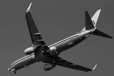 American Jet Landing Art Print