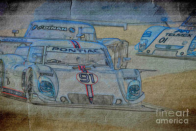 Firefighter Patents - American LeMans 2008 by Dave Koontz
