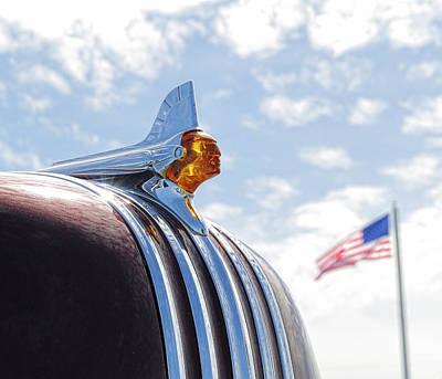 1948 Pontiac Chief Photograph - American Made by Steve McKinzie