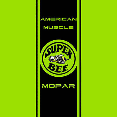 Photograph - American Muscle - Mopar II by Sennie Pierson