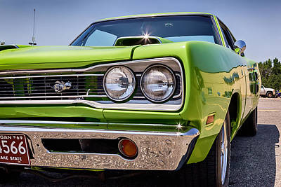 Photograph - American Muscle by Sennie Pierson