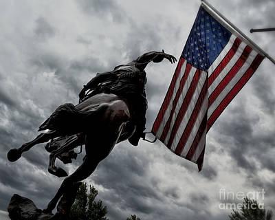 Photograph - American Spirit by Belinda Greb