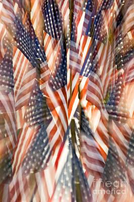 Photograph - American Spirit - D008563 by Daniel Dempster