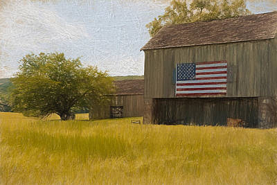 Photograph - Americana by Kim Hojnacki