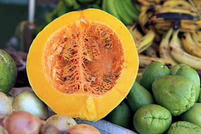 Local Food Photograph - Americas, Caribbean, Antigua And Barbuda by Kymri Wilt